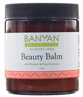 Beauty Balm with Shatavari & Rose Geranium 4 oz