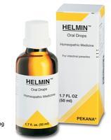 HELMIN Spag. Oral Drops