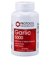 Garlic 5000 Enteric 90 tabs