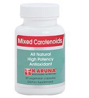 Mixed Carotenoids - 30 caps