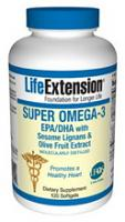 Super Omega-3 EPA/DHA EntCt 120 softgels