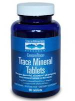 Trace Mineral 90 tabs