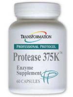 Protease 375K 60 caps