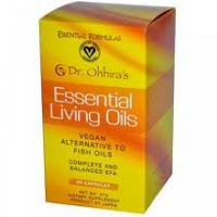 Essential Living Oils 60 gels