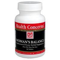 Woman's Balance