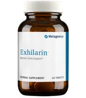 Exhilarin Mental Acuity 60 tabs/Metagenics
