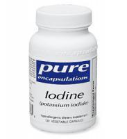 Iodine - potassium iodide 120 vcaps