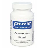 Pregnenolone 10 mg 60/180 vcaps