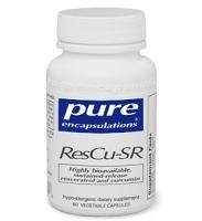 ResCu-SR, 60 vcaps