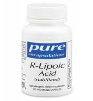 R Lipoic Acid (stabilized) - 60/120 caps