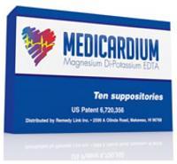 Medicardium: EDTA Metal Detox