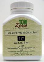 Wu Ling San | Five-Ingredient Formula with Poria