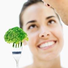spinach broccoli